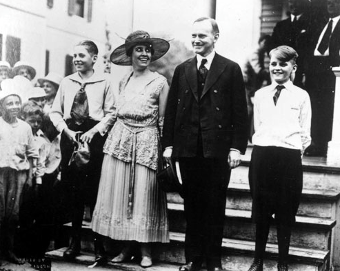 coolidge family