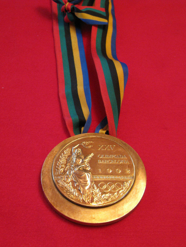 1992 summer olympic gold medal 1 resized 600