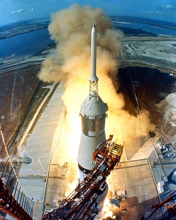 NEIL ARMSTRONG|APOLLO 11 LIFT OFF|THE RALEIGH DEGEER AMYX COLLECTION|