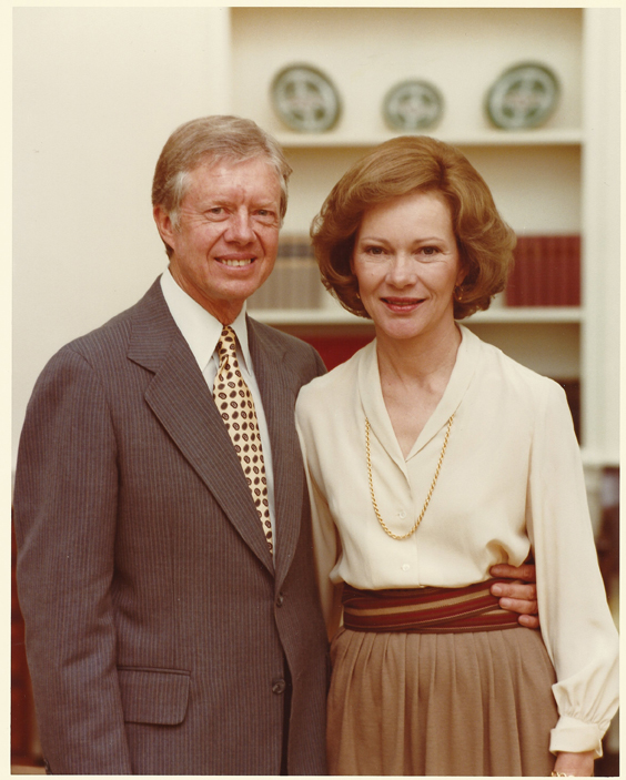 president jimmy carter,first lady roslyn carter,raleigh degeer amyx,