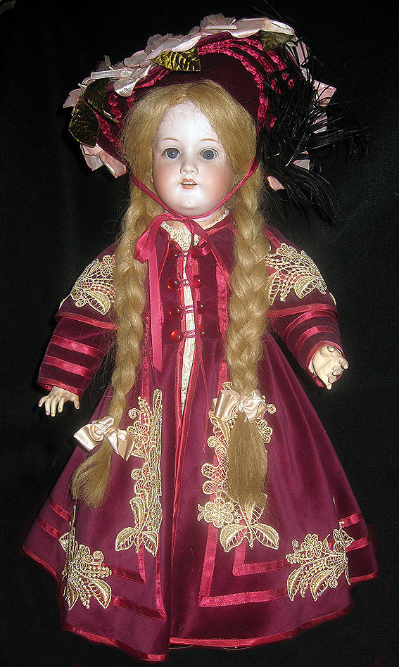 Victorian Porcelain Dolls The Raleigh Degeer Amyx Collection