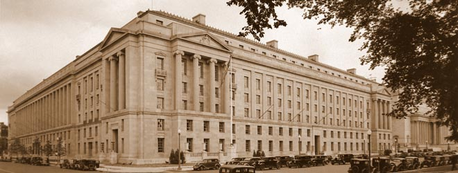 FBI HEADQUARTERS|DEPARTMENT OF JUSTICE|RALEIGH DEGEER AMYX|J.EDGAR HOOVER|