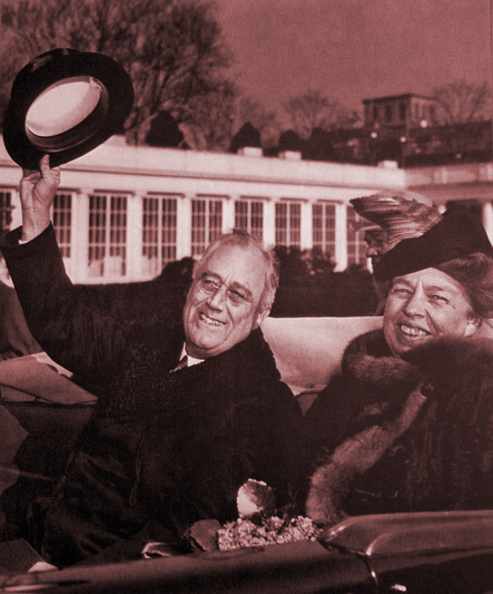 franklin roosevelt,eleanor roosevelt,raleigh degeer amyx collection,