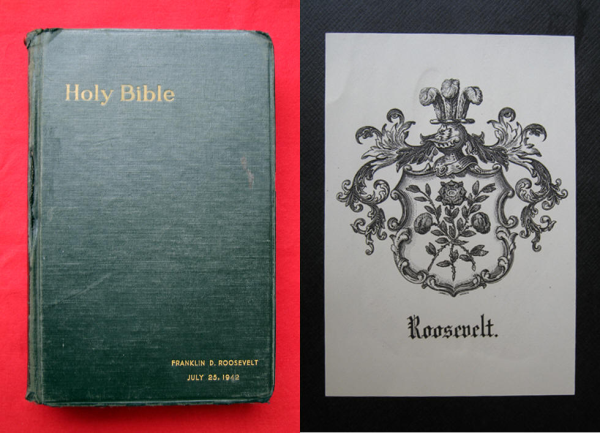 fdr's holy bible