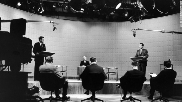 First Televised Presidential Debate 02 634x357