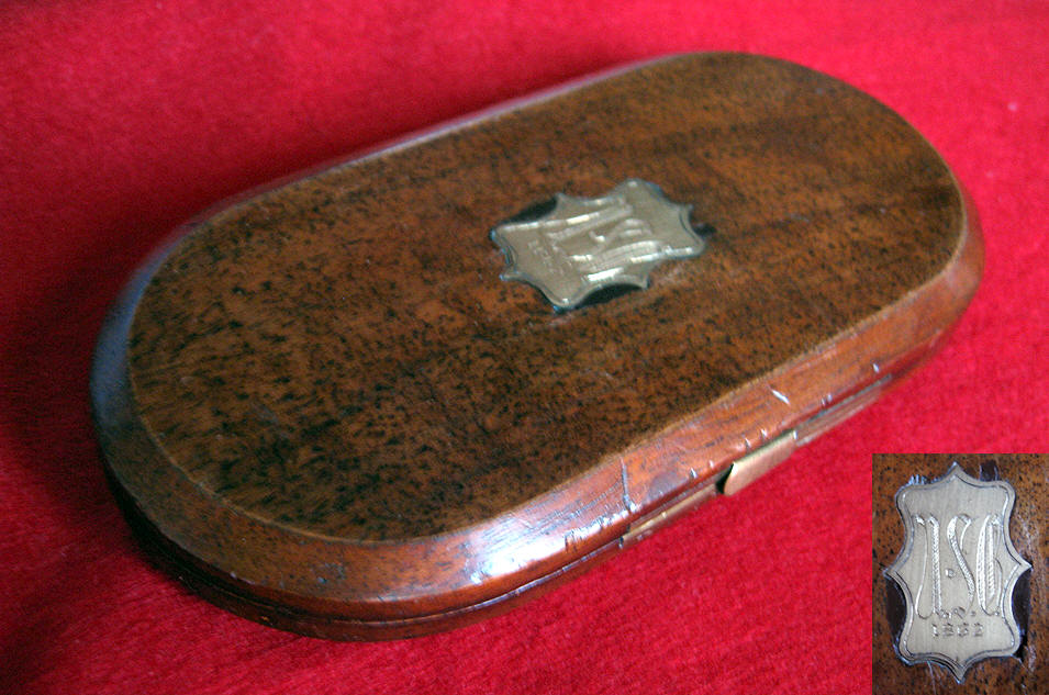 U.S. GRANT CIGAR|GRANT CIGAR|GRANT CIGAR CASE|THE RALEIGH DEGEER AMYX COLLLECTION|THE AMERICAN HERITAGE COLLECTION|