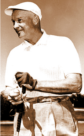 ike golf|president eisenhower golf|presidential golf|the raleigh degeer amyx collection|the american heritage collection|