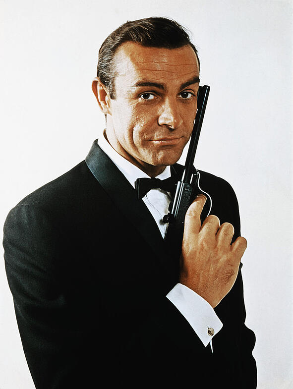 james bond sean connery photo 2