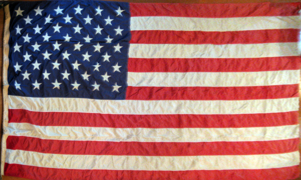assassination flag john f. kennedy