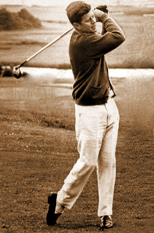 JOHN F. KENNEDY GOLF|JFK GOLF|THE RALEIGH DEGEER AMYX COLLECTION|RALEIGH DEGEER AMYX|THE AMERICAN HERITAGE COLLECTION|