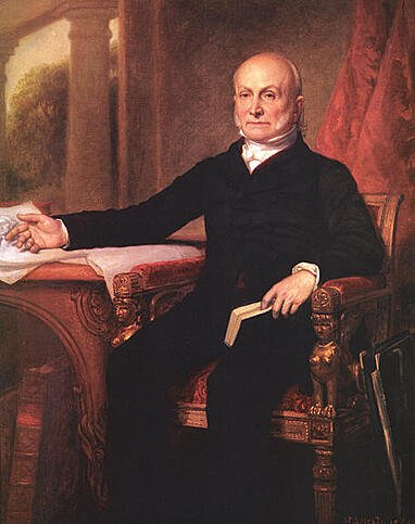 john quincy adams portrait painting 1