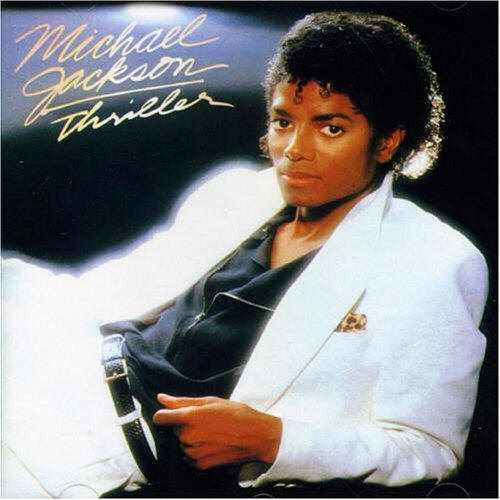 Michael Jackson's Thriller album cover
