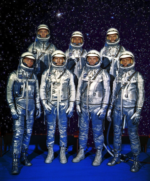 THE ORIGINAL ASTRONAUTS|THE MERCURY ASTRONAUTS|THE GEMINI ASTRONAUTS|THE 7 ASTRONAUTS|THE RALEIGH DEGEER AMYX COLLECTION|RALEIGH DEGEER AMYX|THE AMERICAN HERITAGE COLLLECTION|NASA MEMORABILIA|