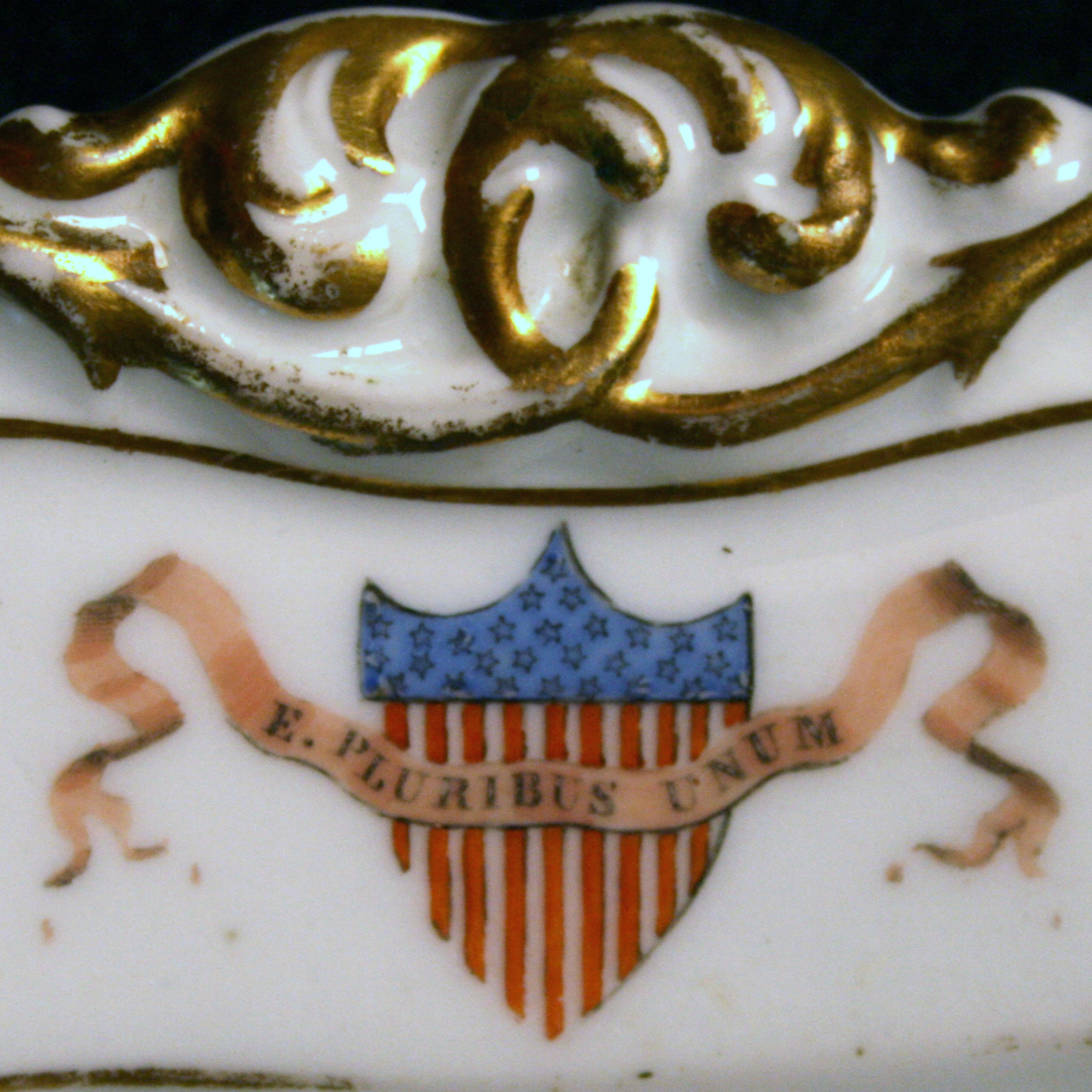 james k. polk white house china|raleigh degeer amyx|offcial white house china|the raleigh degeer amyx collection|presidential china|the american heritage collection|