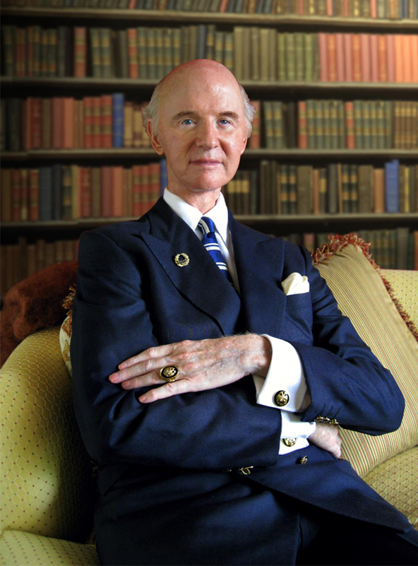 Raleigh DeGeer Amyx: Historian and Collector