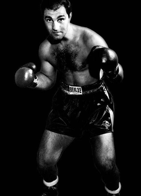 ROCKY MARCIANO|HEAVYWEIGHT CHAMPION MARCIANO|THE RALEIGH DEGEER AMYX COLLECTION|THE AMERICAN HERITAGE COLLECTION|