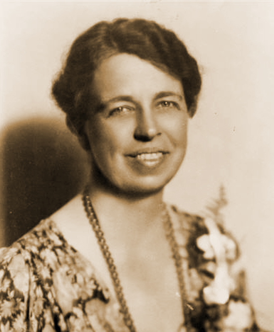 ELEANOR ROOSEVELT PHOTO|THE RALEIGH DEGEER AMYX COLLECTION|