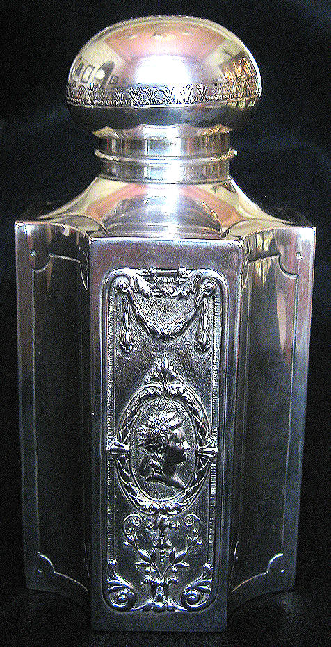 teddy roosevelt tea caddy