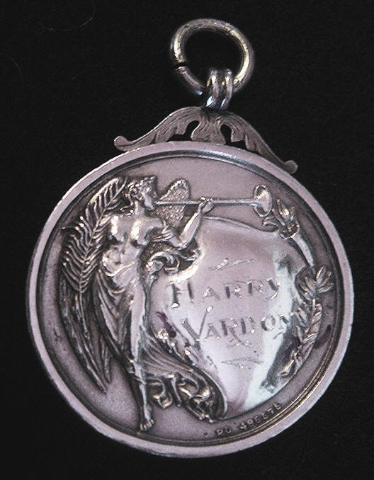 HARRY VARDON MEDAL|HARRY VARDON AWARD|VARDON GRIP|HARRY VARDON|THE RALEIGH DEGEER AMYX COLLECTION|RALEIGH DEGEER AMYX|THE AMERICAN HERITAGE COLLECTION|