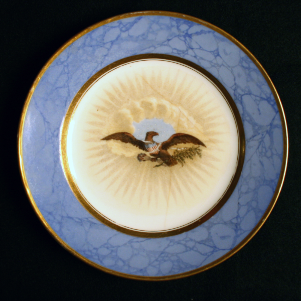 james monroe white house china
