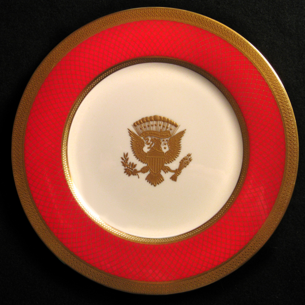 ronald reagan white house china