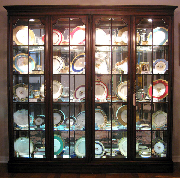 white house china collection