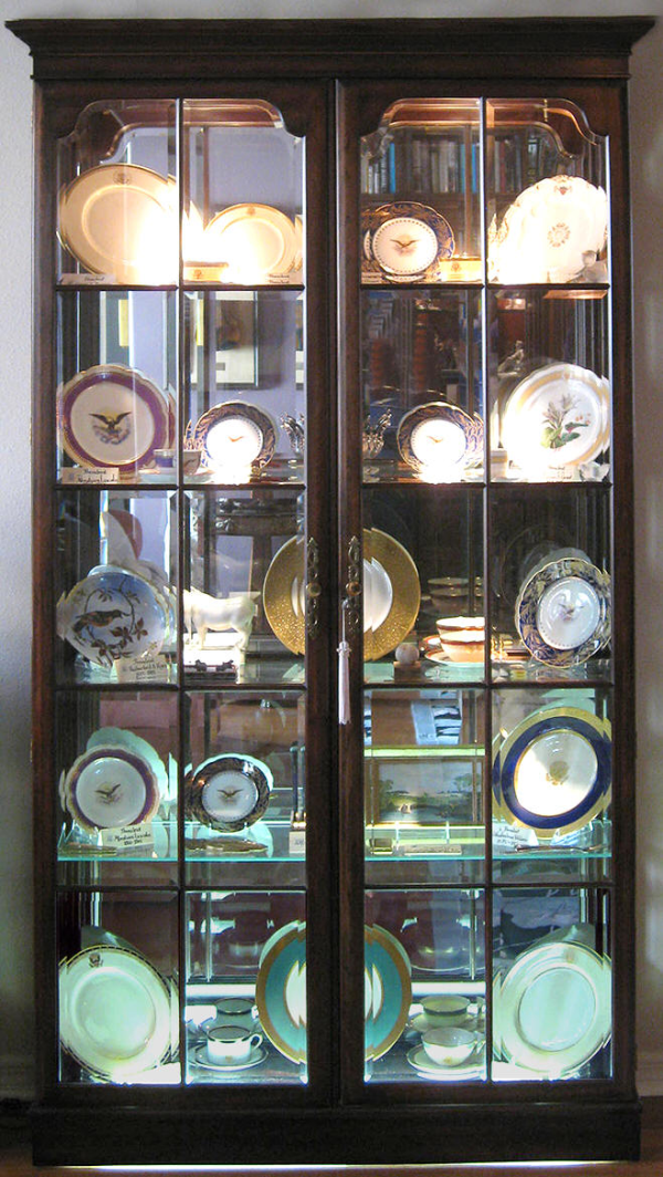 raleigh degeer amyx white house china collection
