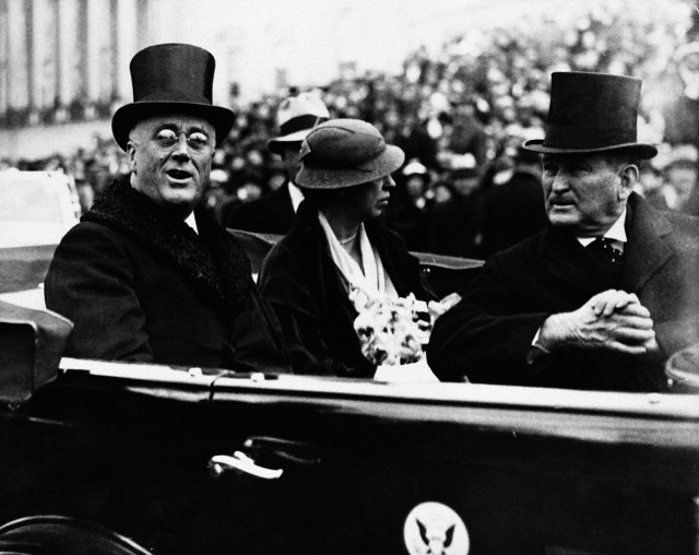 FDR 1933 INAUGARATION|FDR HAT|THE RLAEIGH DEGEER AMYX COLLECTION|