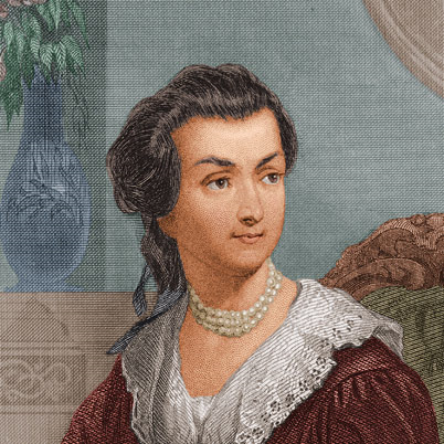 Young Abigail Adams
