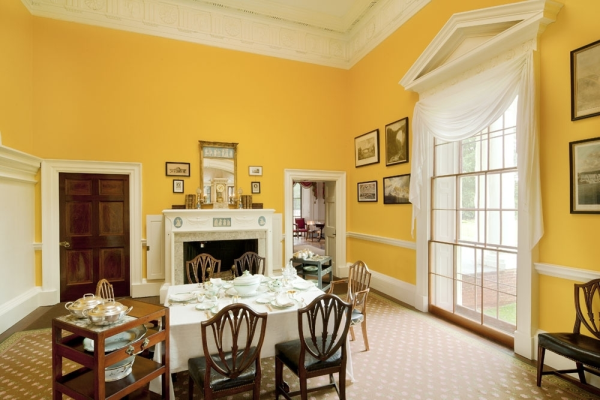 Monticello Dining Room