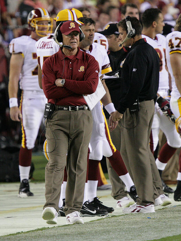Joe Gibbs Redskins