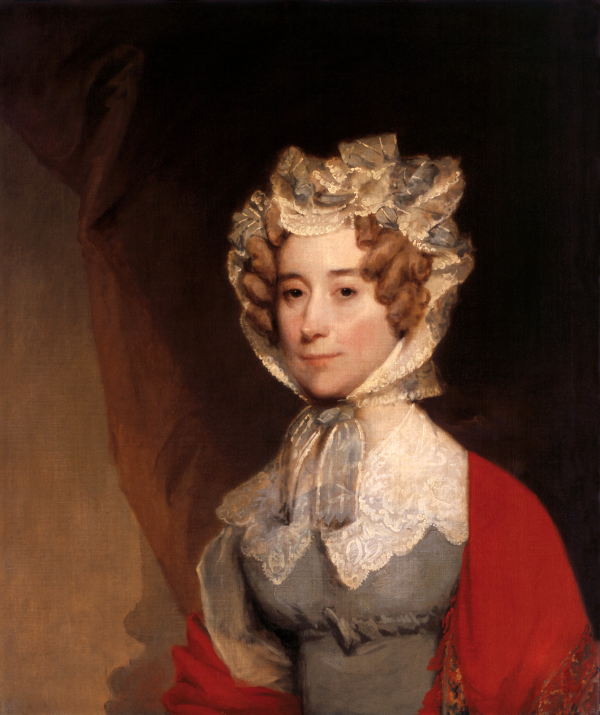 FIRST LADY LOUISA ADAMS