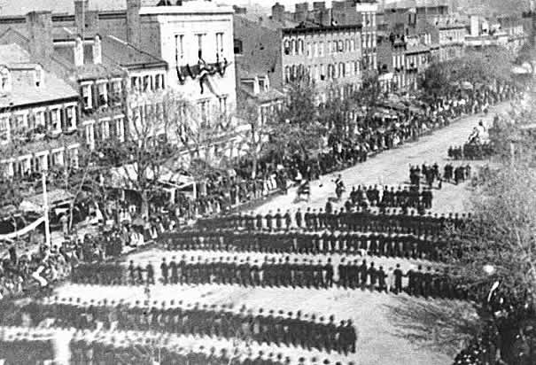 abraham lincoln funeral