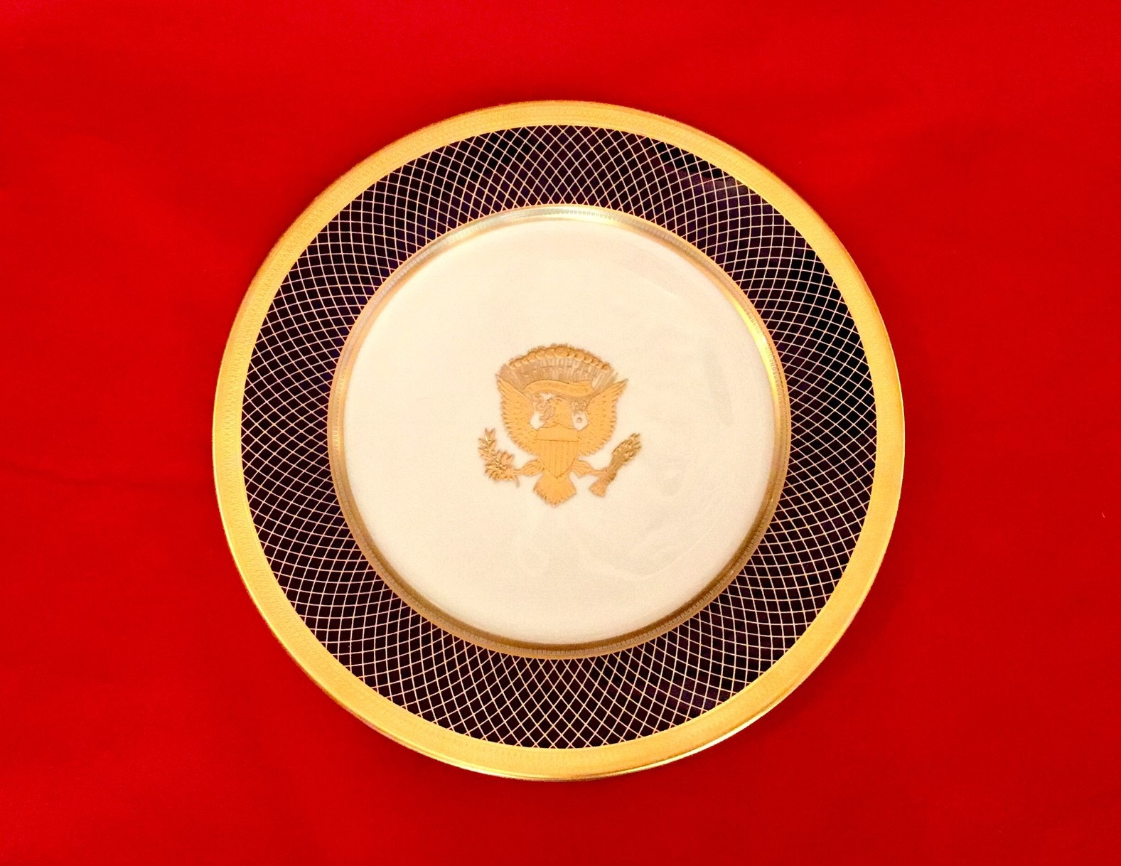 Clinton OVAL OFFICE CHINA