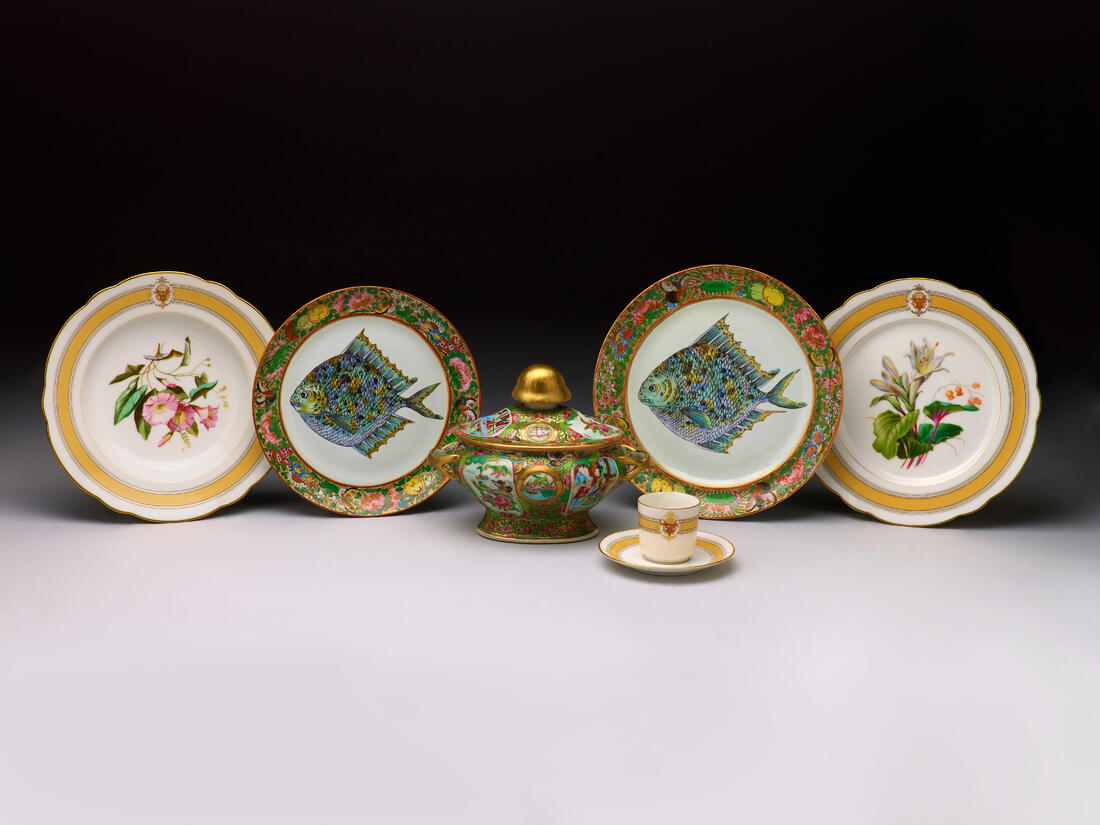 GRANT official white house china