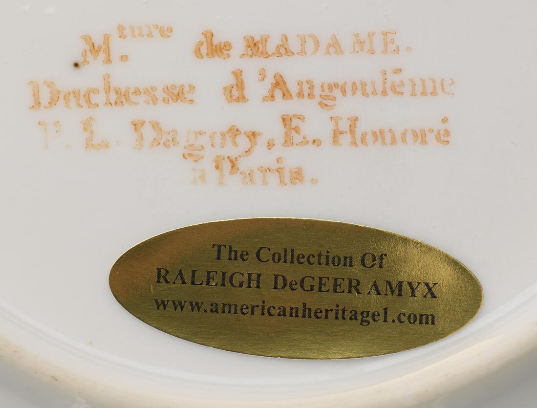MONROE official white house china