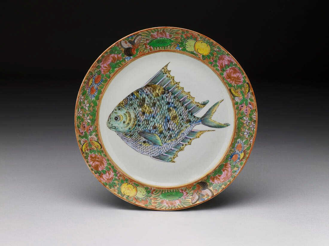 grant official white house china plate