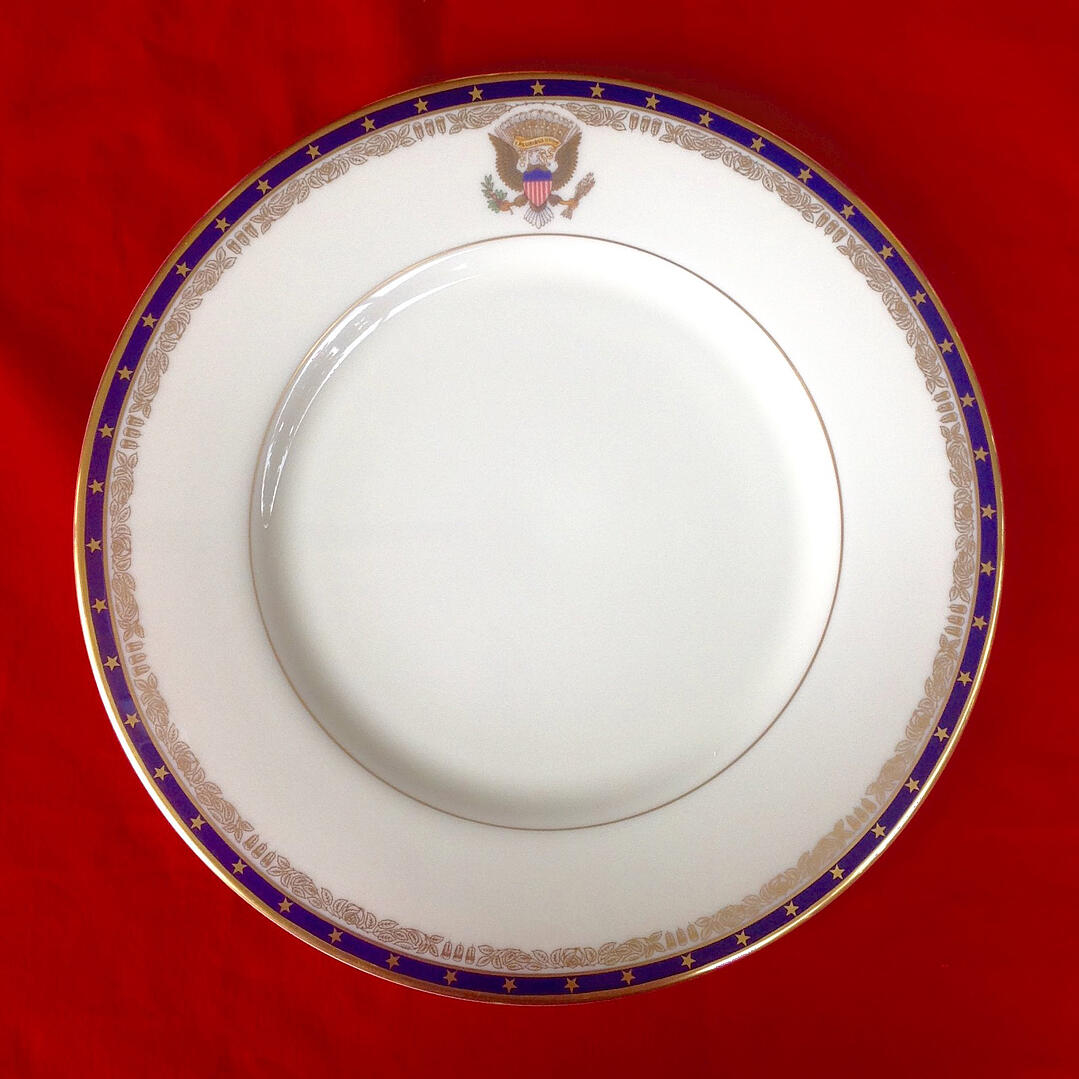 FDR Roosevelt White House China