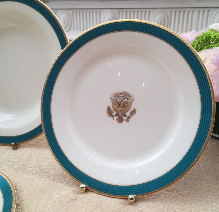 obama official white house china