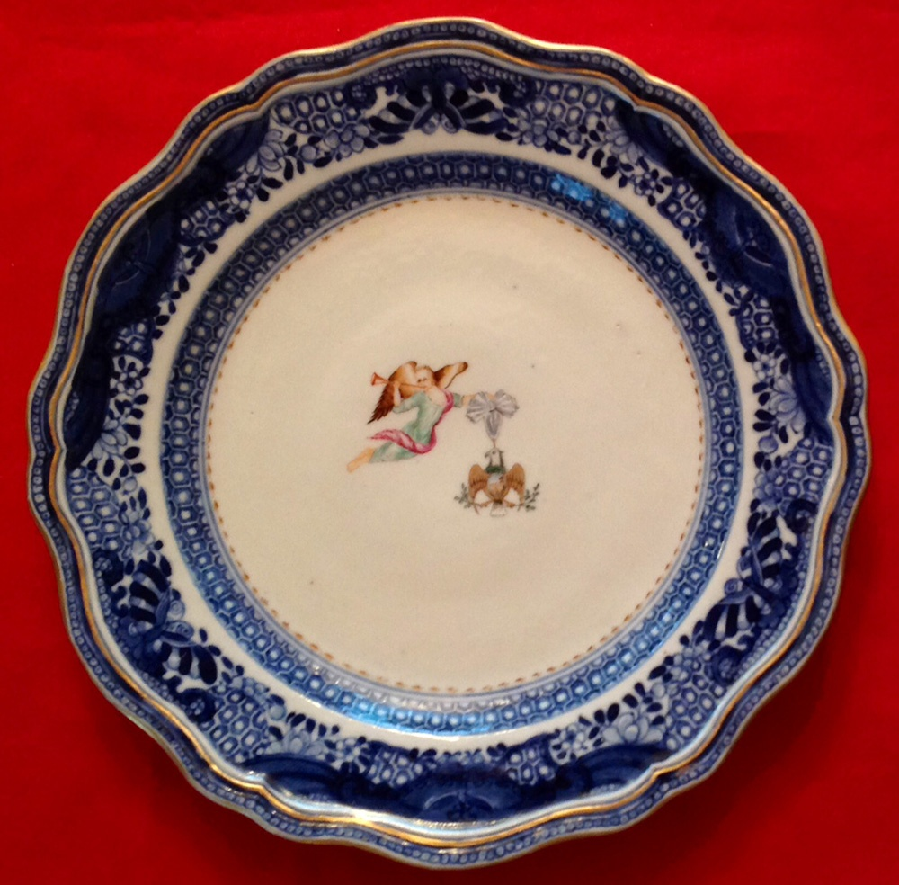 george washington white house china